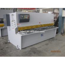 Machine de cisaillement hydraulique NC, machine à cisaillement hydraulique