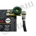 Type de terminal de batterie de voiture noir ou vert 12v commutateur de batterie