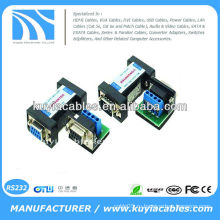 Адаптер конвертера RS232 в RS485