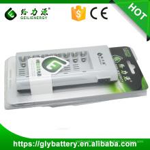 Cargador Geilienergy para batería recargable AA / AAA