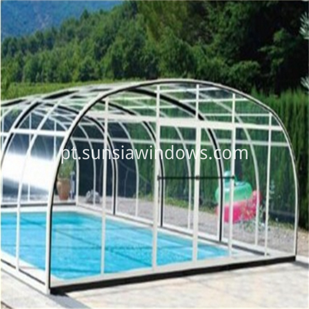 Aluminum Swimming Pool Cover