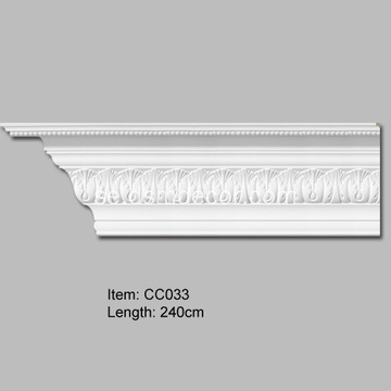 Ristad Acanthus Leaf Crown Molding