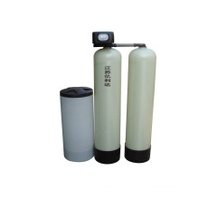 One Work One Standby Single Valve Automatic Water Softener