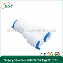 ESP y shape water adapter plastic hydraulic fitting tool china plastic water tool