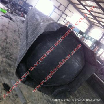 Professional Moulding Rubber Mandrel for Culvert Making Works.