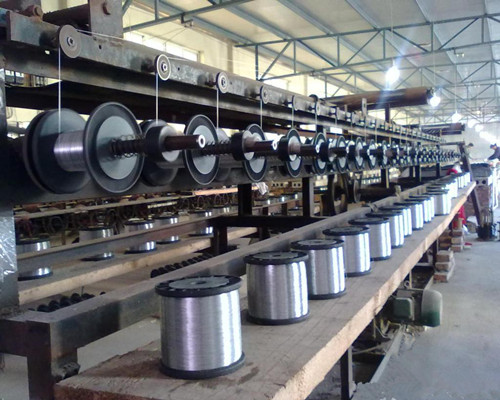 galvanized wire production 2