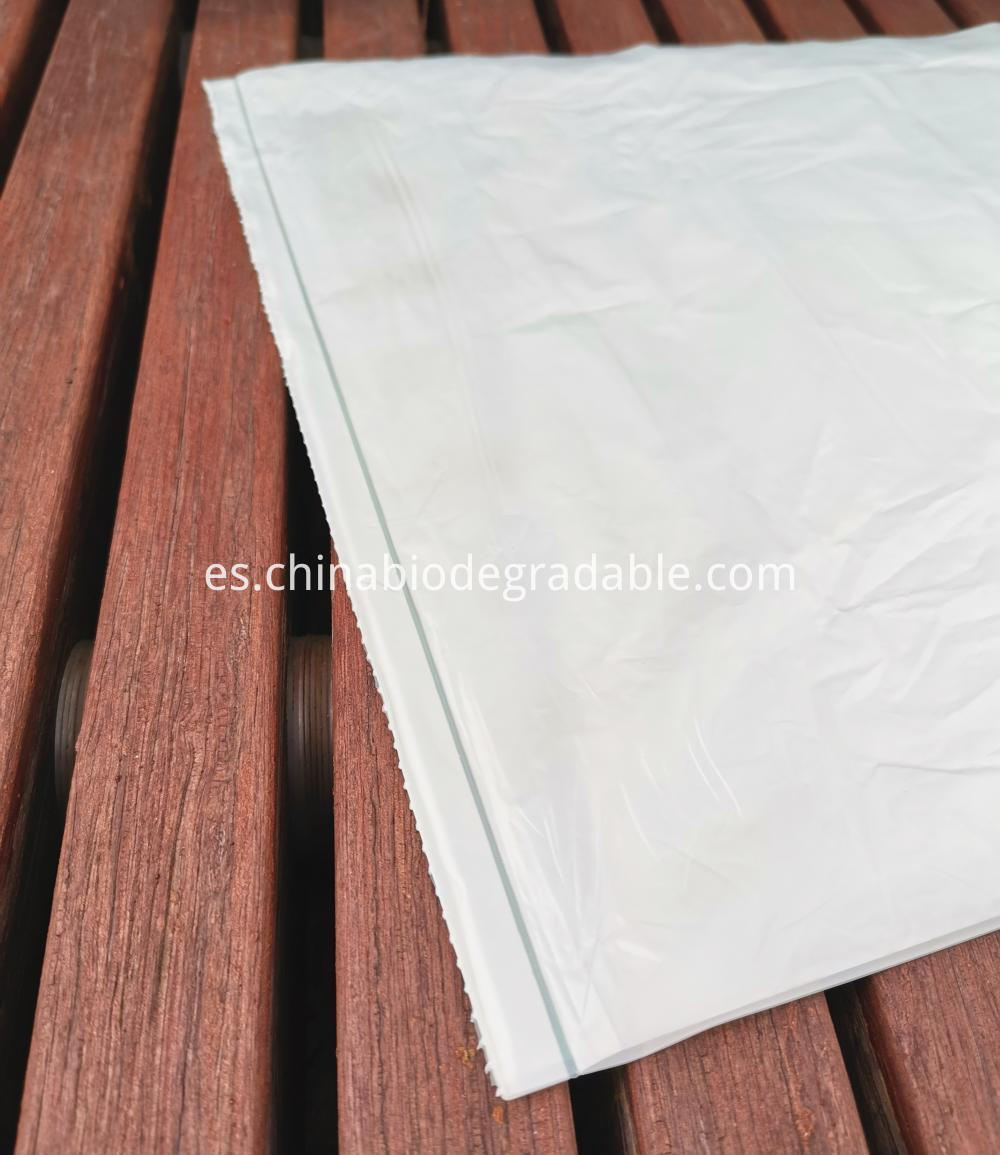 High Strength Biodegradable Refuse Bags