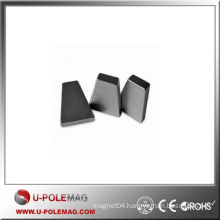 Zn Coated Permanent Trapezoid Magnet