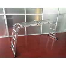 Steps aluminum multipurpose ladder