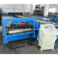 Rollformmaschine für Stahlblech-Dach