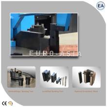 Maquinaria de doblado servo de fabricación hidráulica de barras colectoras CNC