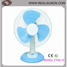 Ventilateur de bureau électrique, table électrique modèle de ventilateur Ft40-15