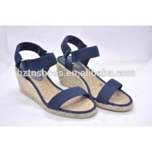 Новые дизайнерские ботинки оригинальные сандалии удобные экологичные клиновые клинья носки досуг большие сандалии ярдов