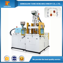 double or multi material vertical injection moulding machine