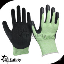 High quality latex coated cut resistant gloves