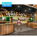 New Design Shelves Store Guangzhou Prices Plastic Fruit Basket Supermarket Use Shelf Supermarket Shelf Machine