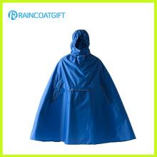 Fashion Design Light Weight Pocket Rain Poncho
