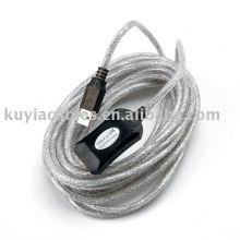 Câble d'extension Active USB 2.0 5M pour ordinateur portable