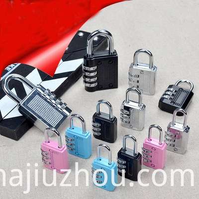 Luggage Combination Lock