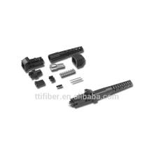 Female / Male Duplex MTRJ Lichtwellenleiter-Steckverbinder
