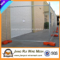 hot dipped galvanized Temporary fence temporary fencing