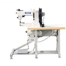 Cylinder Bed Compound Feed Walking Foot Heavy Duty Lockstitch Sewing Machine