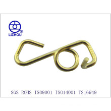 Brass Clip. Wire Form ODM for All Shape