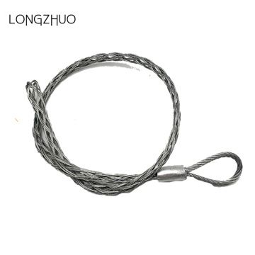 Single Eye Steel Wire Rope Cable Grip
