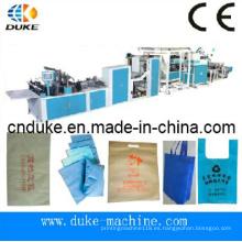 Buena bolsa no tejida de mercado que hace la máquina (DK-600)