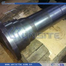 Eje de acero de la forja de la alta precisión (USD-2-001)