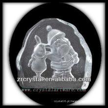 K9 Cristal Intaglio de Mold S072