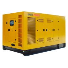 Unite Power 300kw 375kVA Silent Cummins Diesel Engine Power Generator
