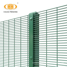 High security welded 358 anti climb fence-mesh wire mesh fence manufacturers