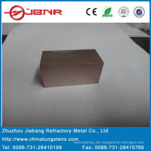 Wolfram Platte W70cu30 mit ISO9001 von Zhuzhou Jiabang
