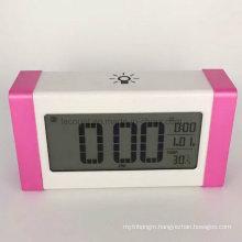 Desk Alarm Clock with Backlight (CL212)