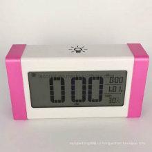 Настольный будильник с подсветкой (CL212)