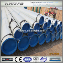 Tubo de acero redondo galvanizado en caliente