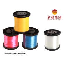 Mutilcolor 500 Meters Per Spool Strong Nylon Filament