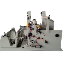 Paper and EVA Foam Automatic Slitting Machine with Laminating Function