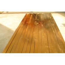 Barras de cobre, barras de cobre, barras quadradas de cobre, barras redondas de cobre, barras de ângulo de cobre