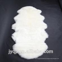 Fancy australische Lammfell Schafe Haut Teppich
