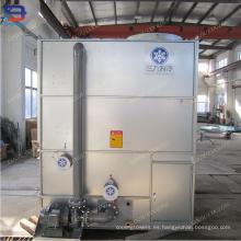 Enfriador evaporativo para hornos industriales Torre de enfriamiento de agua de circuito cerrado