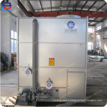 Evaporative Cooler for Industrial Furnaces Closed Circuit Water Cooling Tower