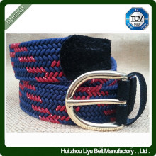 Wax Cotton Woven Braided Belt