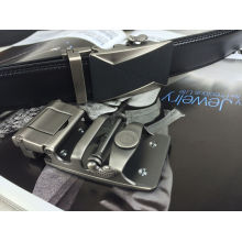 Ratchet Leather Strap for Men (RF-160502)