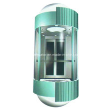 Observation Glass Elevator with Beautiful Design