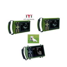 MT Full-Digital Veterinary portable cow horse pregnancy animals ultrasound scanner machine