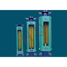 Chunke High Durable Glasrohr Rotameter / Wasserdurchflussmesser