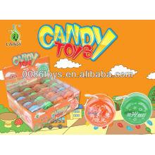 2013 Hot YOYO Sharpener Süßigkeiten Spielzeug