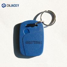 Guangzhou Shanghai RFID Key Fob 125KHz 13.56MHz / Waterproof Access Control Key Tag for Public Traffic